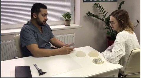 Уже можно: 18-летняя Диана Шурыгина выбрала размер грудных имплантов