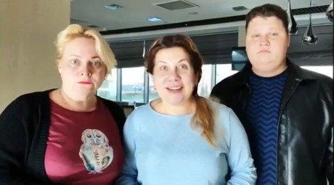 44-летняя Федункив и 45-летняя Пермякова не стесняются показать себя без макияжа