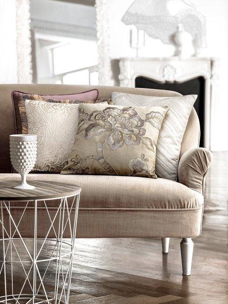 Домашний текстиль «от кутюр»: уникальное предложение от Togas Couture Interiors