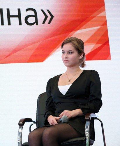 Юлия Липницкая показала изменившуюся фигуру и рассказала о карьерных планах