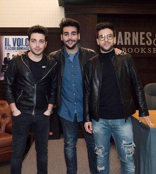 Из Италии с любовью: Il Volo завершили мировой тур концертом в Киеве