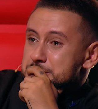 Монатик расплакался от выступления девочки на шоу Голос Діти 4 (видео)