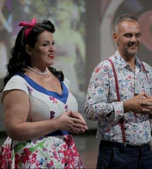 Похудевшая на 24 кг Руслана Писанка: Я стараюсь не подвести мужа — он сбросил 30 кг за 3 месяца (фото)