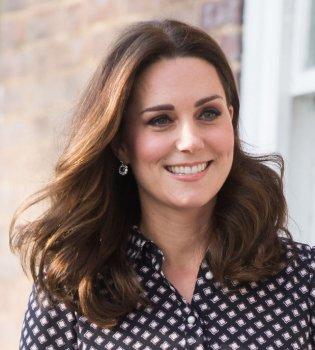 Кейт Миддлтон прокомментировала помолвку принца Гарри и Меган Маркл (Фото)