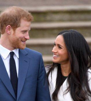 Бриллианты и собственный дизайн: рассматриваем обручальное кольцо Меган Маркл от принца Гарри (фото)