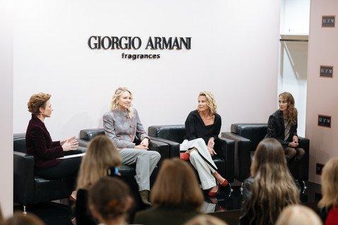 В Москве состоялся public talk проекта Si Women`s Circle