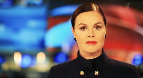 Екатерина Андреева примерила образы ведущих программы «Время» разных десятилетий