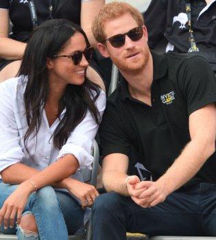 Официально: принц Гарри женится на Меган Маркл (фото)