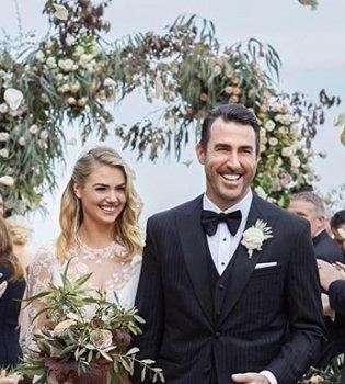 Невероятно красиво: Кейт Аптон поделилась первым свадебным фото (Фото)