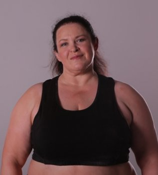 День красоты: как выглядит Руслана Писанка, похудевшая на 23 кг (фото)