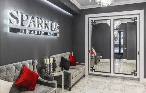 В Sparkle Beauty Bar теперь доступна знаменитая услуга дизайна и коррекции бровей High Definition