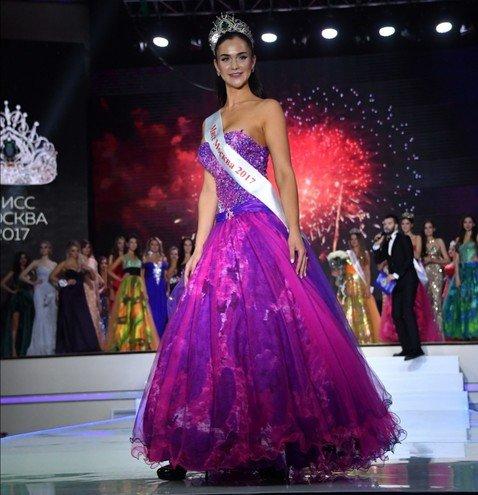 «Мисс Москва-2017»: кто стал самой красивой девушкой столицы