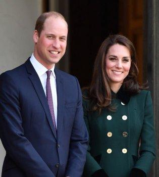 Самая популярная семья в мире: принц Уильям и Кейт Миддлтон представили рождественскую открытку (Фото)