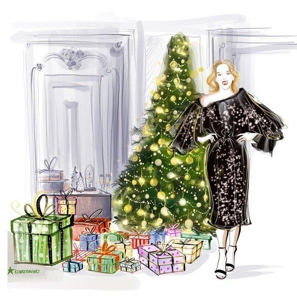 Татьяна Рогаченко для Woman.ru: как встретить Новый год, чтобы загаданные желания сбылись