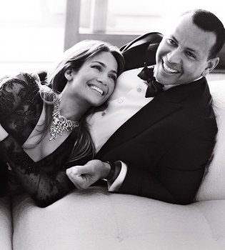 Свадьба не за горами: инсайдеры заговорили о помолвке Дженнифер Лопес и Алекса Родригеса (Фото)