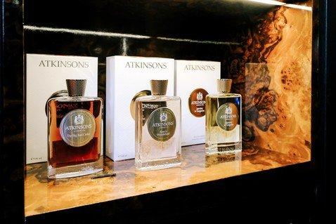 День парфюмерного снобизма: звезды познакомились с новыми ароматами Atkinsons