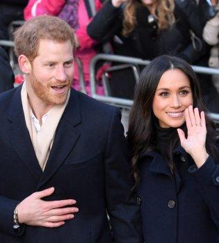 Принц Гарри и Меган Маркл объявили точную дату свадьбы (Фото)