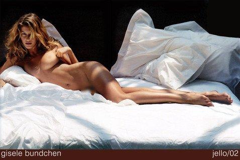 В Сеть просочилось интимное фото 37-летней Жизель Бюндхен