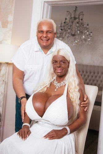 Одна сатана! Как выглядят мужья и бойфренды женщин, одержимых пластикой