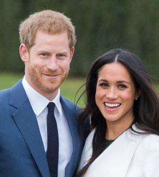 Глаз не отвести: в Сети появились первые официальные портреты Меган Маркл и принца Гарри