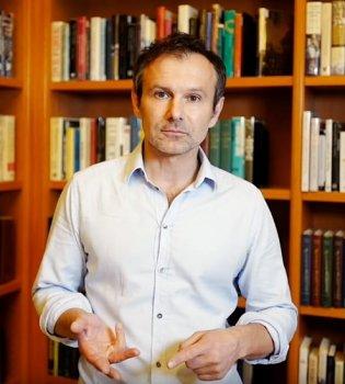 Святослав Вакарчук сделал заявление о своем президентстве