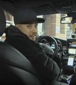 Monatik стал таксистом на один день