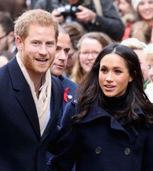 Принц Гарри и Меган Маркл проведут Рождество с принцем Уильямом и Кейт Миддлтон (Фото)