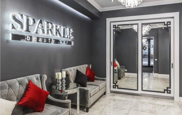 Скидки и специальные акции в салоне красоты Sparkle Beauty Bar