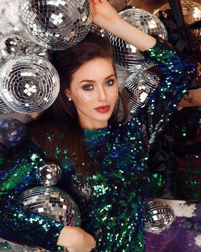 Подписчики считают, что 23-летняя Анастасия Костенко «похорошела в положении»