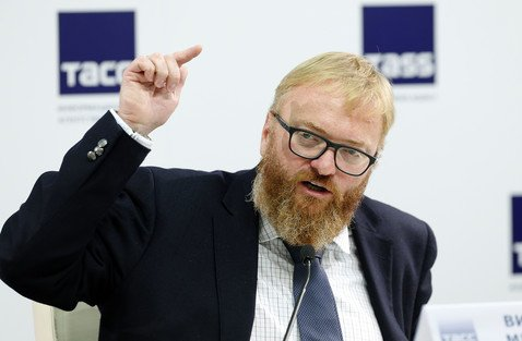 Скандальный депутат Милонов начал борьбу против слишком худых манекенов в модных бутиках