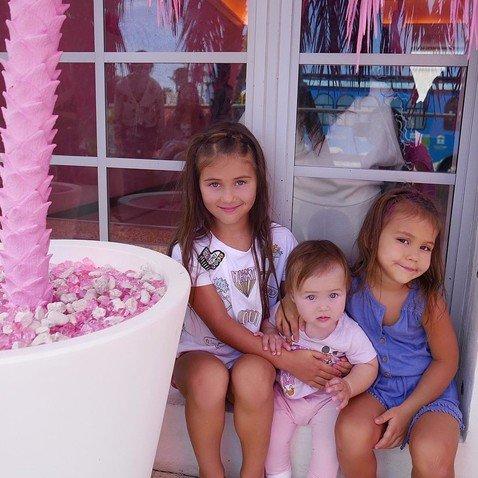 Младшая дочь Джигана и Самойловой может вырасти самой красивой из трех сестер