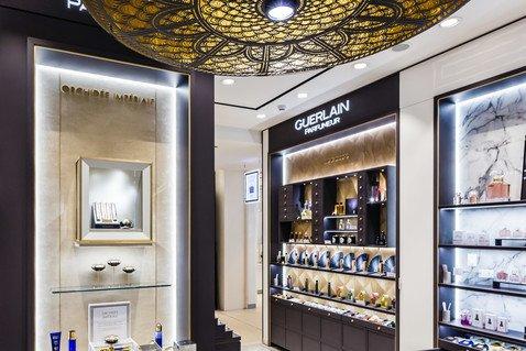 Открытие уникального бутика Guerlain Parfumeur в ЦУМе