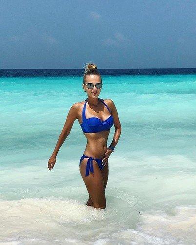 Фанаты считают, что экс-солистка«Блестящих» Ксения Новикова наконец обрела идеальную фигуру