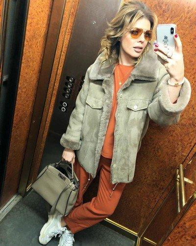 Анастасия Стоцкая призналась, что считает себя толстой