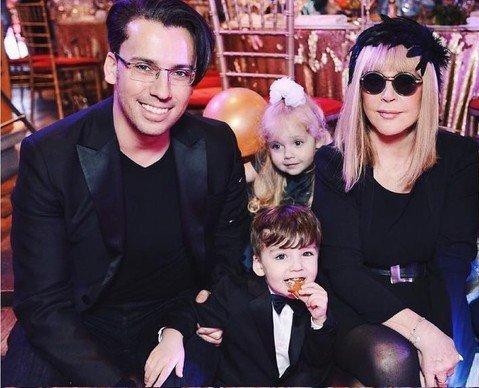 Максим Галкин показал, где живет с Аллой Пугачевой и детьми