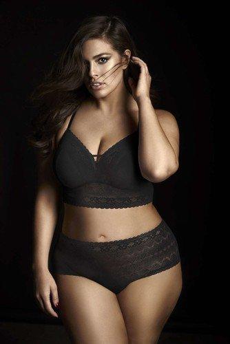 «Сладкие женщины»: 9 звезд в теле, которых лишний вес не портит, а украшает
