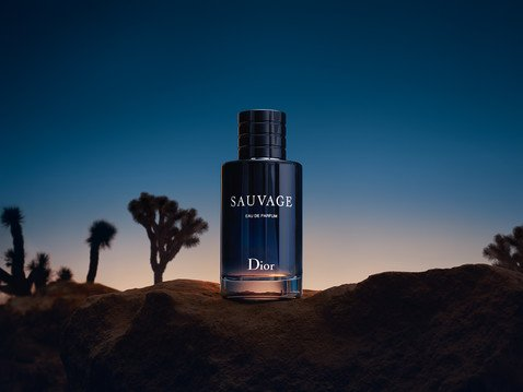 Зов природы: новая парфюмерная вода для мужчин Sauvage Eau de Parfum, Dior