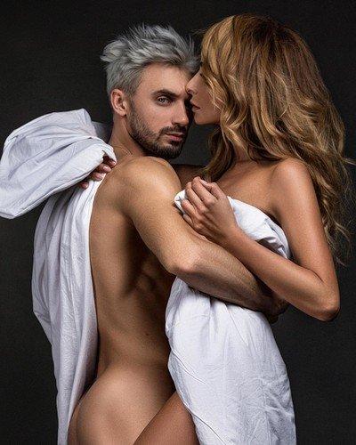 Екатерина Варнава снялась обнаженной со своим бойфрендом