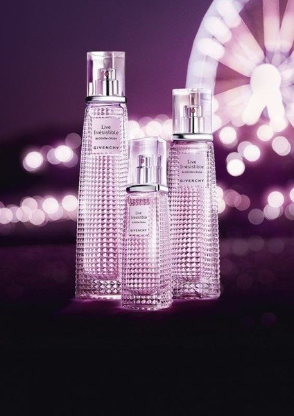 Долгожданный предвестник весны: ароматLive Irresistible Blossom Crush, Givenchy