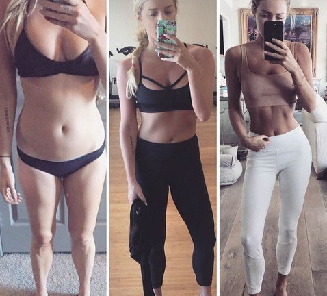 До и после: можно ли радикально изменить фигуру, не похудев ни на грамм