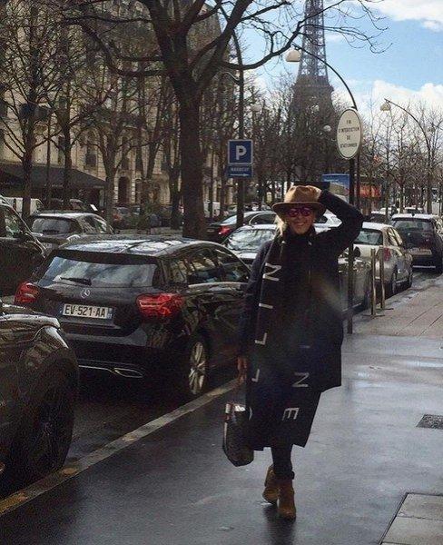 Татьяна Рогаченко для Woman.ru: «Как я провела мартовские праздники»