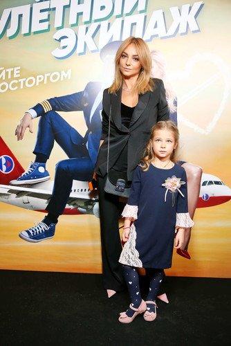 Звезда «Счастливы вместе» Дарья Сагаловаприятно удивила поклонников, впервые за долгое время появившись в свете