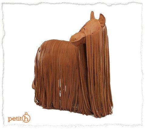 Бессмертный пони: фигура лошади из кожи от Hermes стоит больше автомобиля Porsche