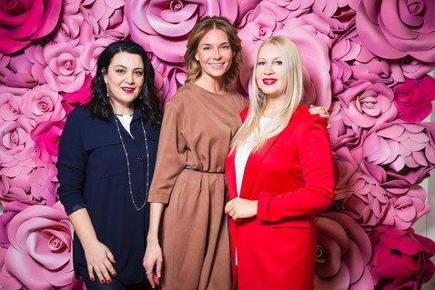 Любовь Толкалина, Алена Свиридова, Эвелина Бледанс и другие звезды встретили весну в салоне красоты «Саванна»