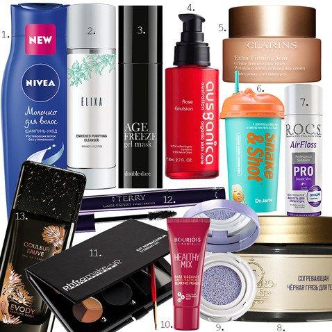 Бьюти-находки и сюрпризы недели: «молочко для волос» Nivea, маски-шейкеры Dr.Jart+ и ароматEvody