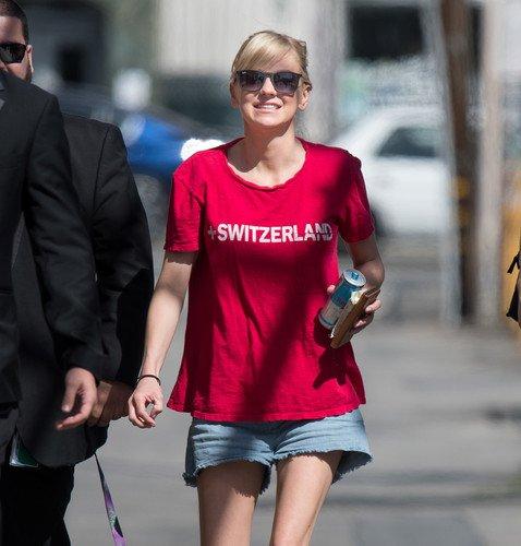 После расставания с мужем у Анны Фэрис началась анорексия?