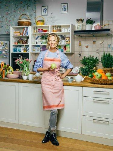 Сеть кулинарных студий Юлии Высоцкой: готовить может каждый, нужно только начать!