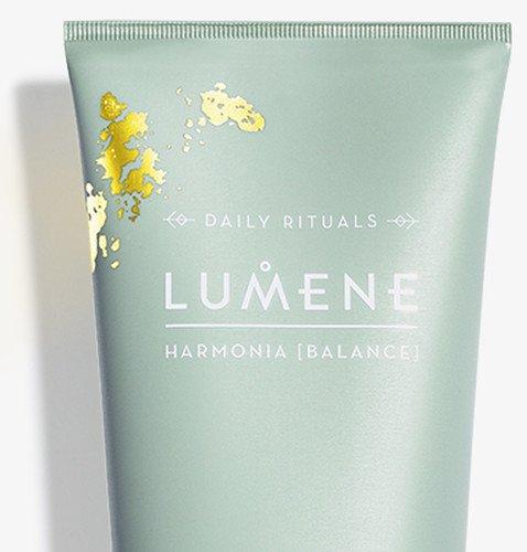 Линия для восстановления баланса кожи Harmonia, Lumene