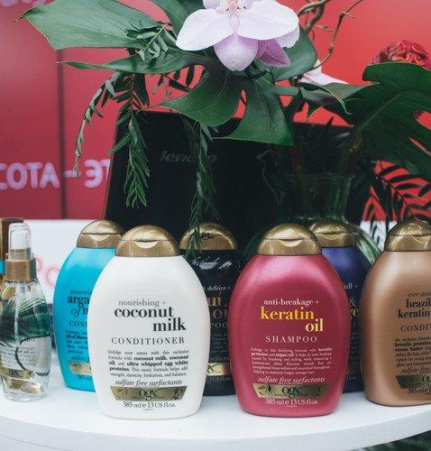 Сила тропиков: 7 причин попробовать средства по уходу за волосами нового для России бренда OGX