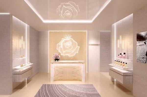 В ГУМе открылся Институт красоты Dior
